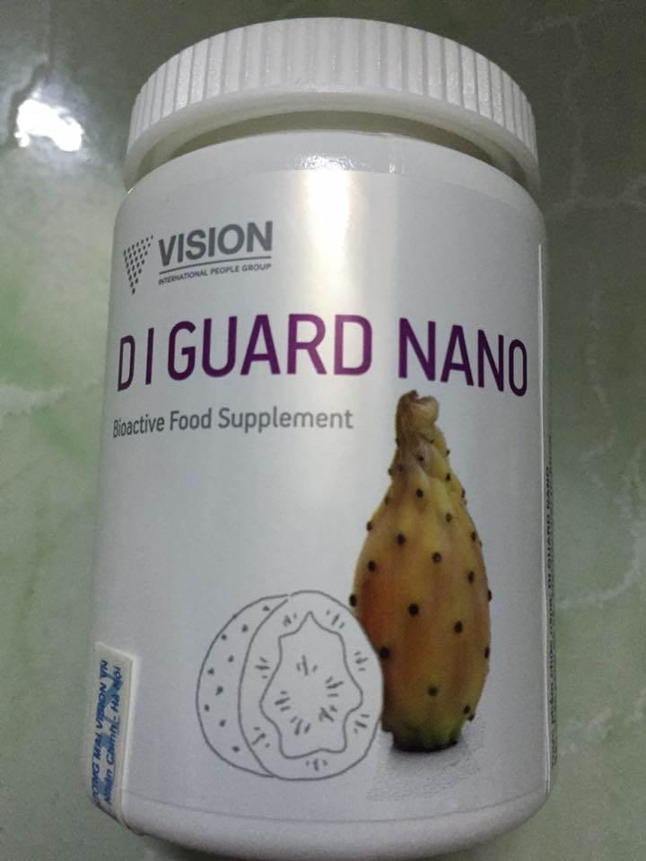 Thành phần của DI Guard Nano Vision